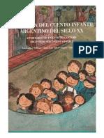 Antologia del cuento infantil argentino del Siglo XX