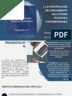 1. PRESENTACION CONTRUCCION DEL CONOCIMIENTO CAP 1