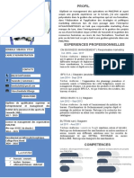 Stève curriculum-vitae-cadre administratif-Stève