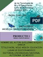 TIC 18 PRODUCTOS 2011 GRISSSYEINKAT
