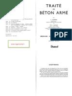 Traité de Béton Armé - Tome VI - Réservoirs, Chateaux d'eau, Piscines [Dunod]
