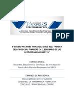 TDR Evento Acciones Finanzas UVD 2021 Ultima Versión