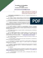 BERENICE PIANO - LEI AUTOSMO - Presidência da República