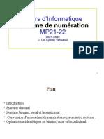 Systemes de Numeration (1)