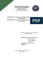 Informe N°1 - Mecánica de Suelos 1 - G02