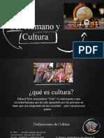Ser humano y cultura