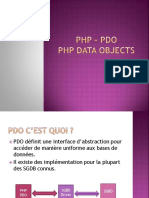 PHP–PDO