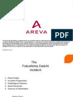 03-2011 AREVA Fukushima Report