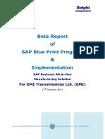 1Beta Report