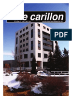 The Carillon - Vol. 53, Issue 23