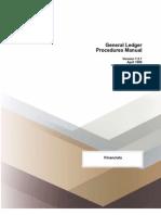 General Ledger Manual