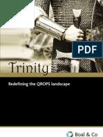 Trinity Brochure