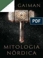 Mitologia Nordica - Neil Gaiman