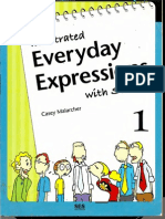 Illustrated Everyday Expressions with Stories 1 - 128p