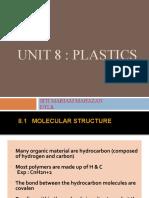 Unit 8 plastic