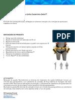 3M Boletim Técnico Cinturão Tipo Paraquedista Estilo Cadeirinha Delta_