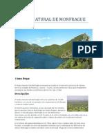 PARQUE NATURAL DE MONFRAGUE
