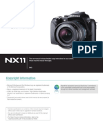 Samsung Camera NX11 English User Manual
