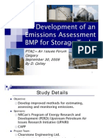 Emission Assessment