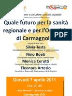 Volantino Carmagnola