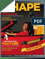 SCA magazine SHAPE 4 2007