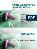 IFS- PPT-BASEL III NORMS