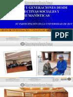 El Género y Generaciones Desde Perspectivas Sociales y Humanísticas (1)