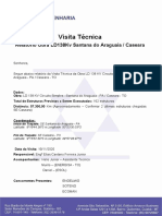 Visita Técnica - Ld Santana Pa - Caseara To
