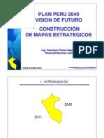 PERU 2040 VISION D FUTURO