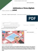 Firma elettronica e firma digitale quali sono le differenze_ _ TeamSystem