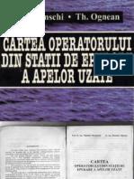 Rojanschi Ognean - Cartea operatorului din statii de epurare a apelor uzate