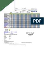 61 OBRASCON HUARTE LAIN S.A.   FMX 8x4 R - 20 UNIDADES