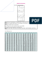BS4504 PN 40 Dimensions