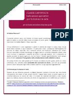 DOCENTI - STORIALIVE v. Pancucci - Classe Capovolta Cosa Fare in Classe