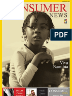 Consumer News Namibia March 2011
