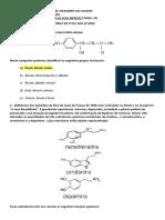 Química - III Exercício 2 Bimestre