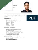 bong resume (fin)