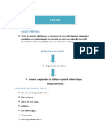 RELATO e CRÓNICA_com Exemplos