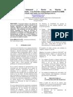 Paper Automatización y Puesta en Marcha Cassoli PAC600R