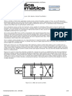 servo valve circuit