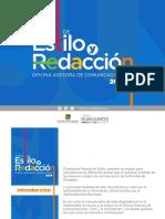 Manual de Estilo y Redacción - OAC