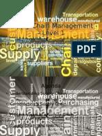 Supply Chain Management – Level 1