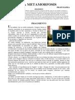 Texto 4 Vanguardismo La Memorfosis