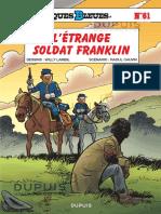 N°61 (L'ÉTRANGE SOLDAT FRANKLIN)