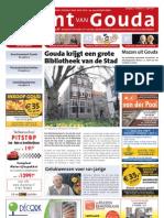 De Krant van Gouda, 7 april 2011