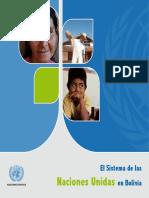 ONU EN BOLIVIA