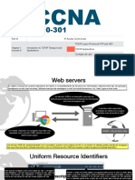 Ccna - m10 - Cap 1 v2 - Parte 2 - Tcp_ip Layer 4 Protocols-tcp and Udp