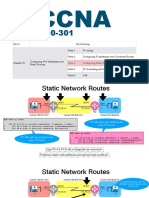 CCNA - M6 - CAP 16 - Parte 3 - Configuring Static Routes (1)