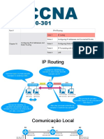Ccna - m6 - Cap 16 - Parte 1 - Ip Routing