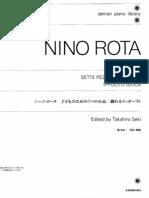 Rota, Nino - 7 Pezzi Per Bambini + Ippolito gioca (Piano)